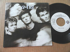 "DISQUE 45T DE A-HA  "" STAY ON THESE ROADS """