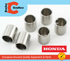1984 - 1986 HONDA VF500F - FRONT & REAR BRAKE CALIPER STAINLESS STEEL PISTON SET