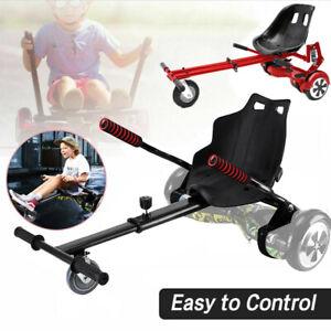 Adjustable HoverKart Go Kart Cart Seat For Electric Scooter Balance Hoverboard