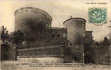 CPA  Monistrol-sur-Loire - L'Ancien Cháteau épiscopal ,flanqué ...   (517270)