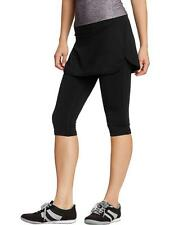Old Navy Women's Active Skirted Compression CAPRI CARBON(GREY) #38