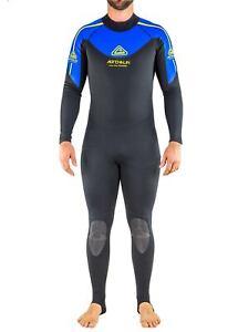 Adrenalin Mens Hardass 1mm Back Zip Steamer Wetsuit