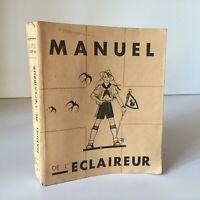 Manuale Di L Scout 1942 (Scout) Sindacalisti Di Francia 396 P