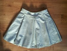 Stunning womens COS skater skirt. Size S/8. Wet look. Great condition. Pockets.