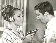 DIANA RIGG JAMES BOND ON HER MAJESTY'S  SECRET SERVICE 1969 PHOTO ORIGINAL #3