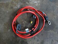 Original BMW E46 Limousine Batteriekabel Plus Kabel Sprengkapsel 8373945