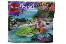 Lego FRIENDS Jet Ski Power Boat #30115 Building Toy Set