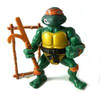 Soft Head Michelangelo Vintage TMNT Ninja Turtles Action Figure 1988 80s Mike #2