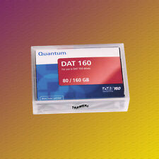 Quantum DAT 160, MR-D6MQN-01, 80/160 GB, Data Cartridge, Datenkassette NEU & OVP