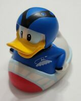 DISNEY FIGURE DISNEY PARKS DONALD RUBBER DUCK SPACE MOUNTAIN RIDE BATH TOY