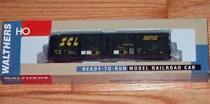 WALTHERS 932-7019 THRALL BOXCAR SEABOARD COAST LINE SCL HTCX 400