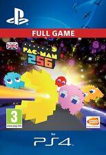 • Pac-Man 256 • PlayStation 4 • Digital PS4 Full Game • BANDAI • NAMCO • Retro •