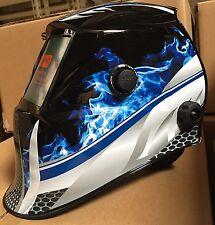 FMTP Auto Darkening Welding Helmet Mask 4 sensors,DIN 6 to 13