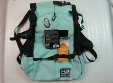 K9 Sport Sack Air Dog Carrier Backpack Medium Mint. Tags removed now