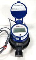 Mueller 5/8 x 3/4 420 Series Composite Water Meter, SSR Encoder Register Gallons