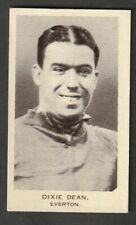 More details for united services tobacco soccer football everton dixie dean issued 1936