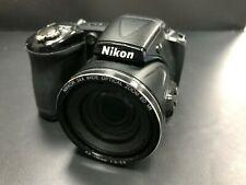 Nikon COOLPIX L830 16.0MP Digital Camera - Black