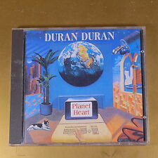 DURAN DURAN - PLANET HEART - 1991 ON THE ROAD - OTTIMO CD [AN-076]