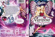 *o- BARBIE - MARIPOSA und ihre FREUNDINNEN, Die SCHMETTERLINGSFEEN (2008)