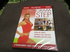 "DVD NEUF ""KATHY SMITH : PROGRAM STEP"" fitness"