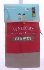 Alinea vide Poche les Kids Far West Tissu 3 poches 30 x 90 cm