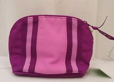 Vera Bradley Colorblock  Cosmetic Bag Flutterby  NWT