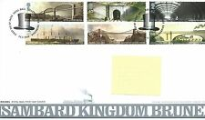 GB - FIRST DAY COVER - FDC - COMMEMS -2006- ISAMBARD KINGDOM BRUNEL - Pmk TH