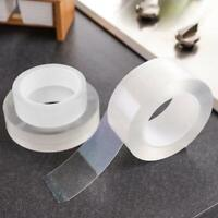 Kitchen Bathroom Sink Waterproof Mildew Strong Self-adhesive Transparent Tape US