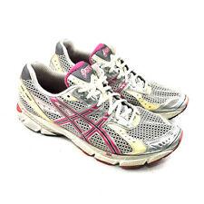 Asics Gel-1160 Womens Silver Pink Athletic Running Sneakers Shoes T0J8N Sz 8.5