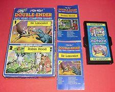 Atari 2600 Xonox Double-Ender Sir Lancelot / Robin Hood [PAL] 7800 *JRF*