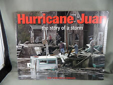 Hurricane Juan The Story Of a Storm Chronicle Herald Halifax NS 2003 Book Photo