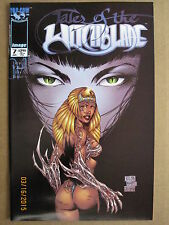 1999 IMAGE/TOPCOW COMICS TALES OF THE WITCHBLADE #7 KEU CHA/BATT/J.D.SMITH COVER