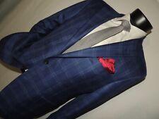 Hickey Freeman Nordstrom Men's cashmere & silk jacket coat 40 R