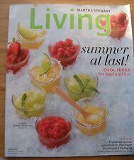 Martha Stewart Living June 2011