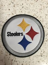 Pittsburgh Steelers NFL Logo Jersey Patch