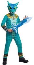 Skylanders Snap Shot Trap Team Dragon Kids Costume - Small NEW