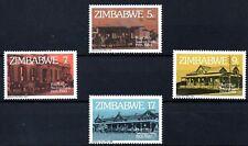 Zimbabwe 1980 Post Office MNH set S.G. 597-600