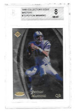 1998 Peyton Manning RC Collectors Edge Masters #d/5000