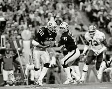 MARCUS ALLEN JIM PLUNKETT OAKLAND RAIDERS *LICENSED* 8X10 PHOTO *LICENSED*