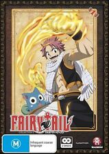 Fairy Tail Collection 01 (Eps 1-12) NEW R4 DVD