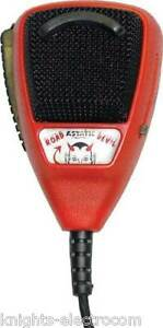ASTATIC RD104E ROAD DEVIL POWER MIC MICROPHONE inc plug fitted for your radio