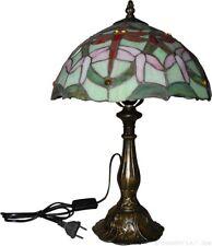 Lampada da tavolo soggiorno salotto Tiffany lampada in bronzo