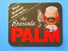Beer Coaster ~ Brouwerij PALM Speciale Ale ~ Steenhuffel, BELGIUM; Horse Design