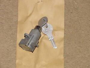 1949-1956 NOS MOPAR Glove Box LOCK & KEYS Plymouth Dodge DeSoto Chrysler