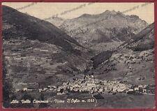 BRESCIA VEZZA D'OGLIO 05 VALLE CAMONICA Cartolina viaggiata 1963