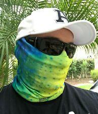 Dorado Bandana Face Mask Fishing Shield Scarf Neck Gaiter Sun Headwear Tube UPF