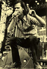 Nick Cave & the Bad Seeds Poster, Live in Concert