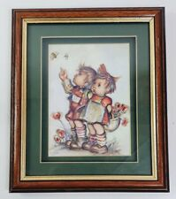 G.Pyper Art With Wooden Frame 93