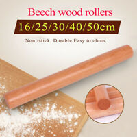 5 Size Kitchen Wooden Rolling Pin Dough Roller Baking kitchen Cooking Tools New