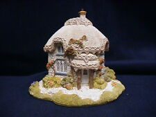 Lilliput Lane Titmouse Cottage 1989 With Box & Deeds English Collection #565